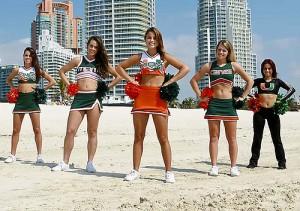 2015 nfl mock draft the u part 2 miami hurricanes cheerleader